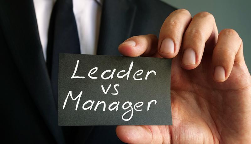 Leading vs Managing For Emerging Leaders