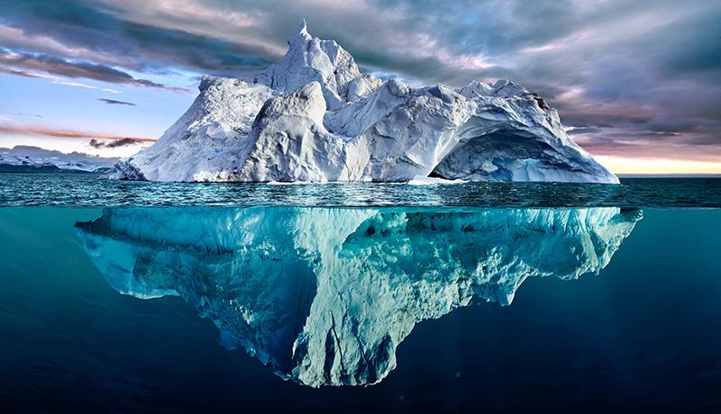 影響力のあるリーダーは水面下に意識を向ける