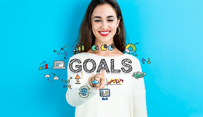 現実的な目標設定は幸福度の向上につながる