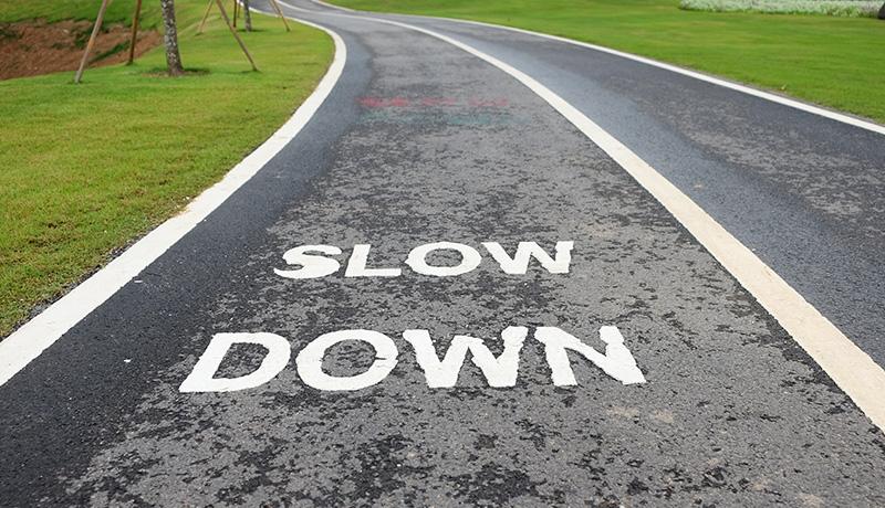 「変革の速度を落とす」という選択