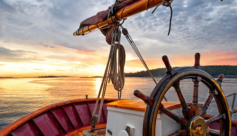 あなたはどんな船で航海をしているのか?