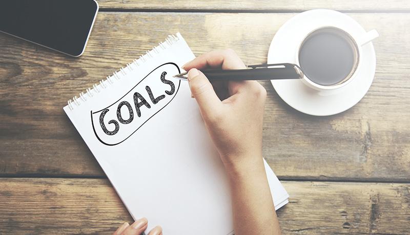 目標に意識を向け続けるための5つのヒント