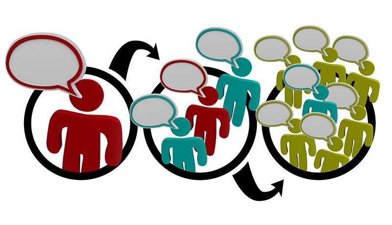 あなたの「話題占有率」が及ぼす、周囲への影響