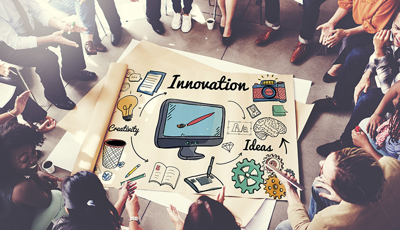 なぜ、あなたの組織ではイノベーションが起きないのか?