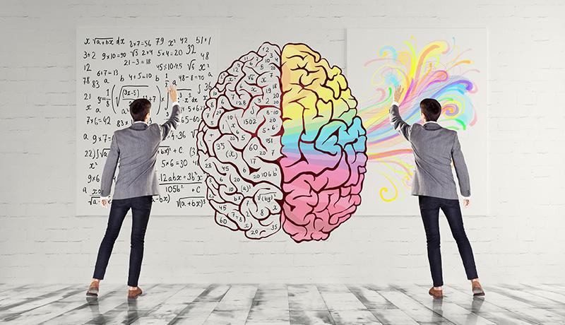 右脳に住む、もう一人の自分