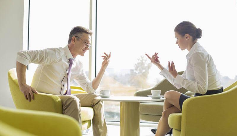 対話の場をどう使うか