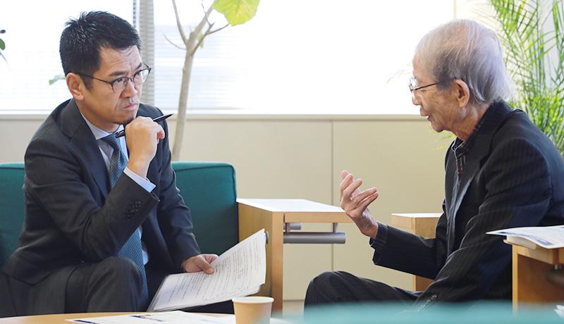 【野中郁次郎氏対談】第1章 組織で「知」を生み出すための起点は、「共感」をベースにした「対話」