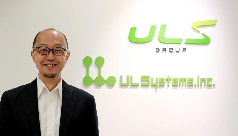 第4回 テクノロジーで、より良い未来を創る(ULSグループ株式会社/ウルシステムズ株式会社  代表取締役社長 漆原 茂氏)