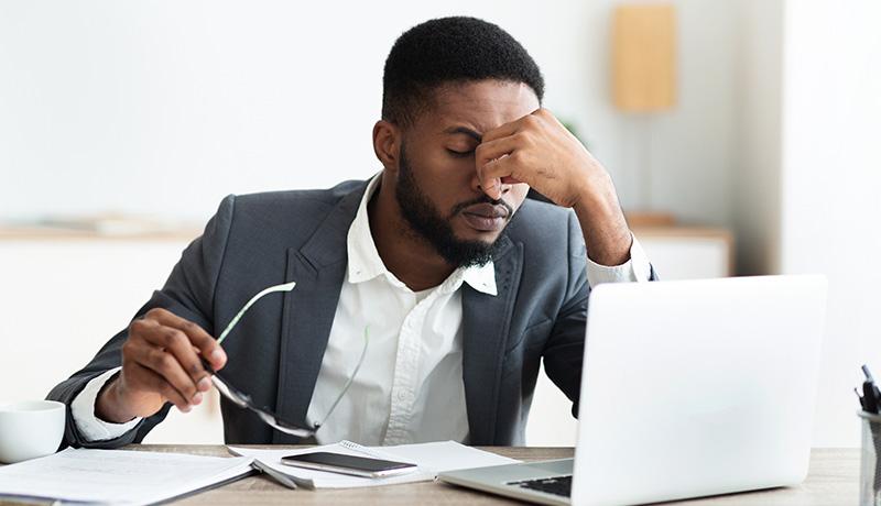 もし、あなたのクライアントがストレスを感じていたら