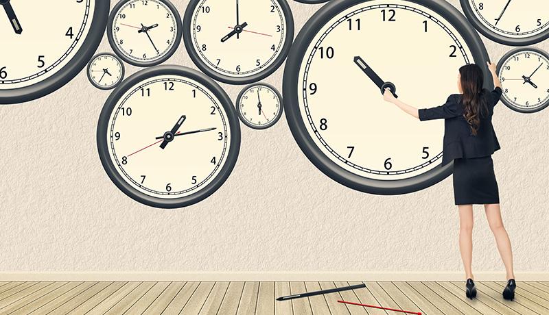 目指せ! タイムマネジメント革命(1)  自分の「時間の使い方」に課題を感じるとき、まず試すことは?