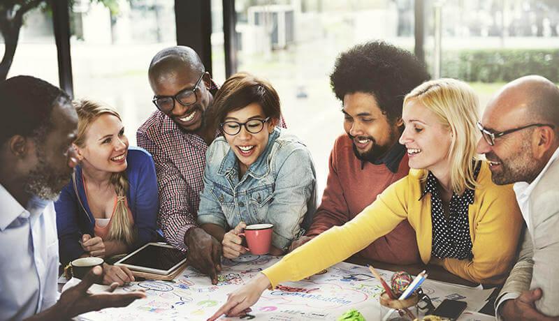 「多様性」の高い組織のつくり方