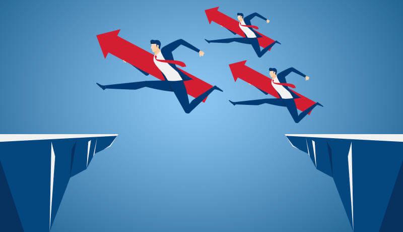 変革を成功させるリーダーは「ビジョン」の前に「リスク」を語る