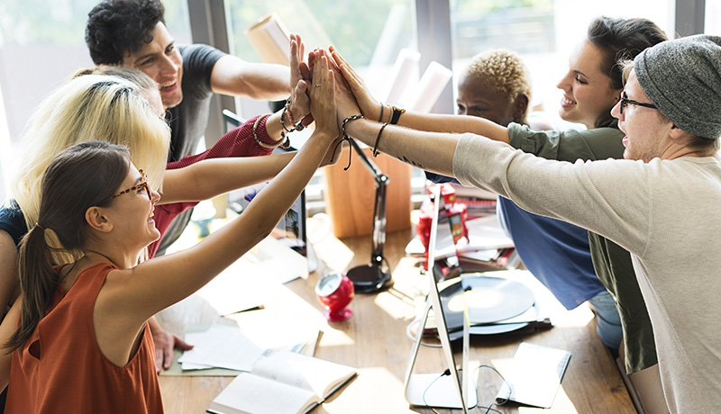 組織活性化とは?組織活性化を実現したいリーダーがとるべき方法を3つの事例で紹介
